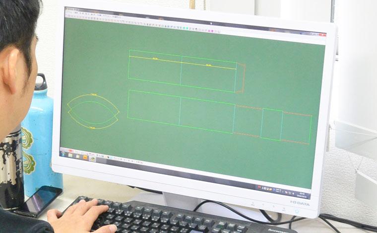 CADによる設計